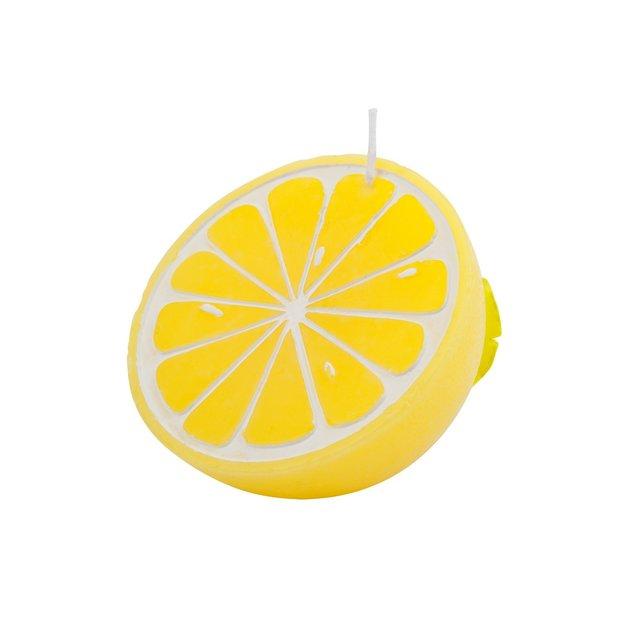 Sunnylife Lemon Candle - Small