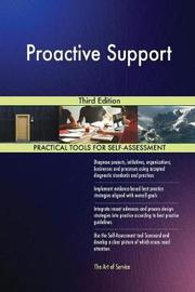 Proactive Support Third Edition by Gerardus Blokdyk image