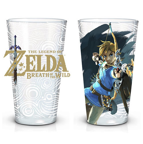 Legend of Zelda: Pint Glass - Set of 2 image