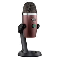 Blue Microphones Yeti Nano Premium USB Microphone - Red Onyx for