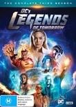 DC'S Legends of Tomorrow: Season 3 on DVD