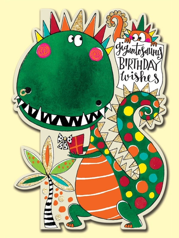 Rachel Ellen: Gigantosaurus Birthday