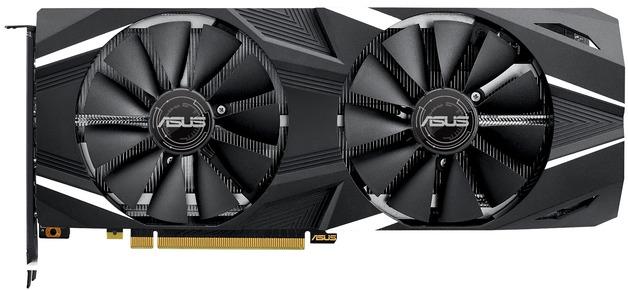 ASUS GeForce RTX 2070 Dual 8GB GPU