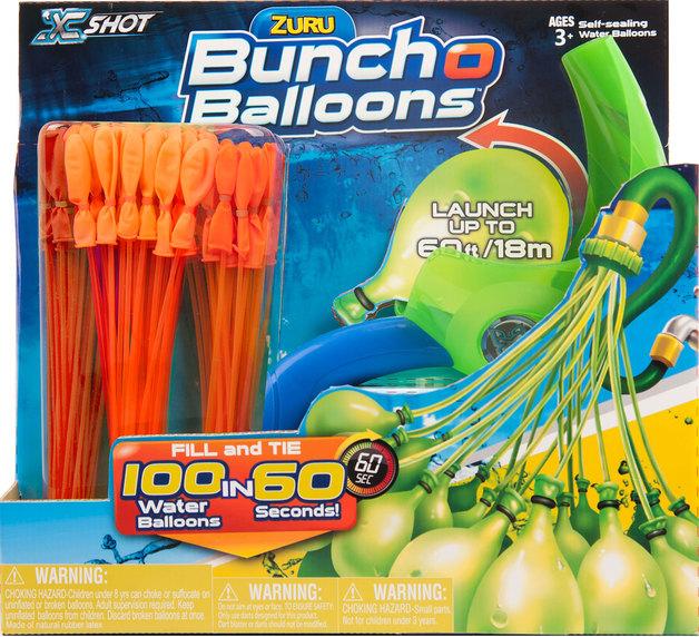Bunch O' Balloons: Balloon Launcher
