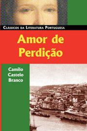 Amor De Perdicao by Camilo Castelo Branco image