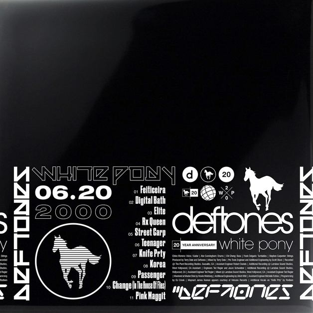 White Pony (20th Anniversary Deluxe Edition) by Deftones