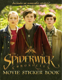 The Spiderwick Chronicles Movie Sticker Book image