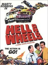 Hell On Wheels on DVD