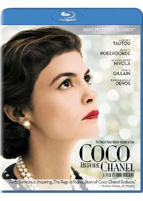 Coco Avant Chanel on Blu-ray