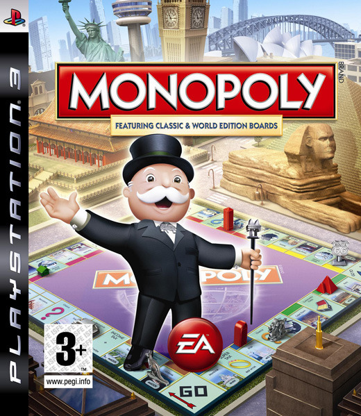 Monopoly Here & Now Worldwide Edition for PS3