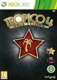 Tropico 4 Gold Edition for Xbox 360