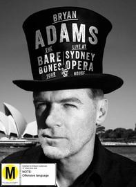 The Bare Bones Tour: Live At Sydney Opera House (DVD/CD) on CD by Bryan Adams