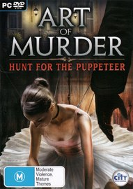 Art Of Murder: Hunt For The Puppeteer for PC Games