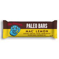 Blue Dinosaur Paleo Bars - Mac' Lemon (12 Bars)