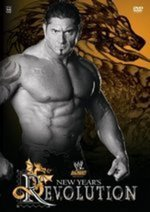 WWE - New Year's Revolution 2005 on DVD