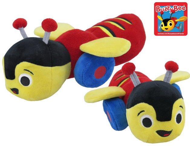 Buzzy Bee - Soft Toy