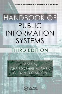 Handbook of Public Information Systems, Third Edition