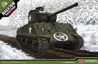 Academy 1/35 M4A3 (76)W Battle of the Bulge