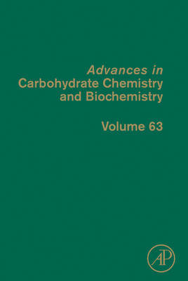 Advances in Carbohydrate Chemistry and Biochemistry: Volume 56 image