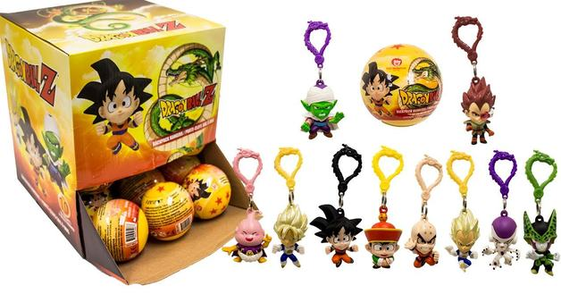 Dragon Ball Z: Hangers Mini Figure (Blind Bag)