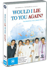 Would I Lie To You Again? on DVD