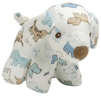 Gund Baby: Little Me Cute Puppies - Rattle Plush