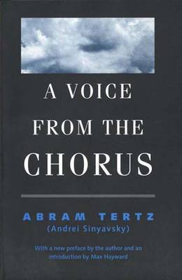 A Voice from the Chorus by Abram Terts