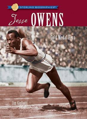 Jesse Owens: Gold Medal Hero by Jim Gigliotti image