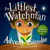 The Littlest Watchman - Advent Calendar by Alison Mitchell image