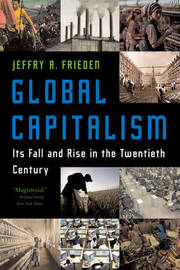 Global Capitalism by Jeffry A Frieden image