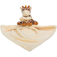 Suki: Bing Bing Giraffe - Plush Baby Blanket