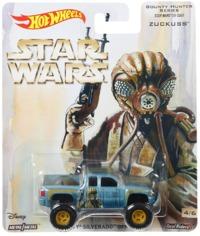 Hot Wheels: Star Wars Character Car - Zuckuss