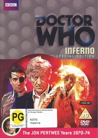 Doctor Who: Inferno (Special Edition) on DVD