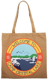 Friday the 13th: Camp Crystal Lake - Canvas Tote