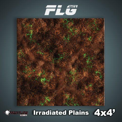 FLG Irradiated Plains Neoprene Gaming Mat (4x4)
