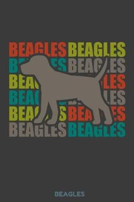Beagles by Kaiasworld Journal Dog Dogs Notebook
