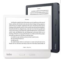 """Kobo: Libra H2O 7"""" eReader - White"""