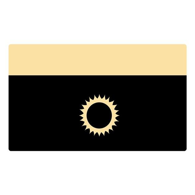 Legion Play Mat: Iconic Sun