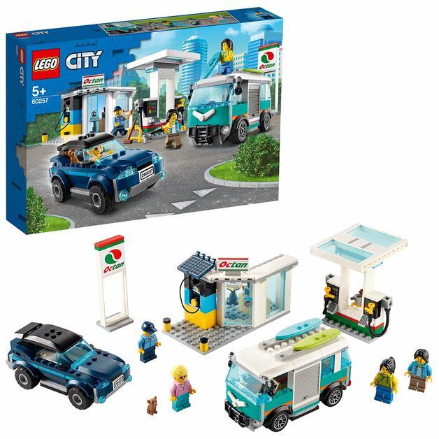 LEGO City: Service Station - (60257)