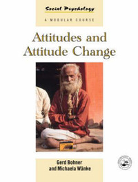 Attitudes and Attitude Change by Tobias Vogel image