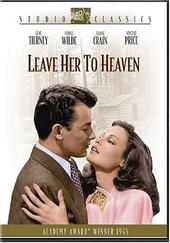 Leave Her To Heaven on DVD
