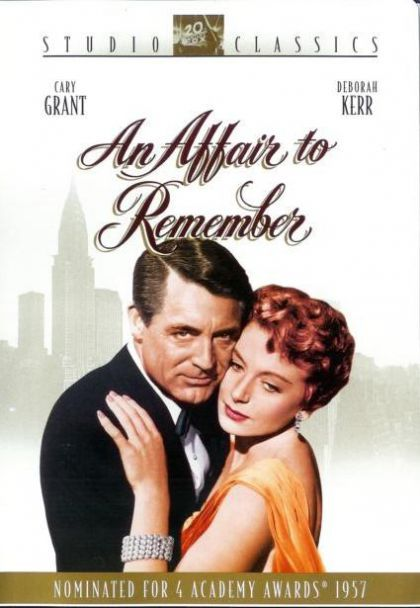 Affair To Remember, An (Studio Classics) on DVD