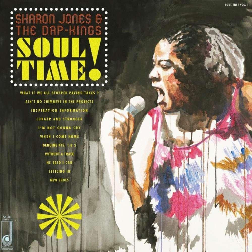 Soul Time by Sharon Jones & The Dap-Kings image