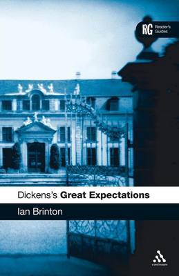 "Dickens's ""Great Expectations"" by Ian Brinton image"