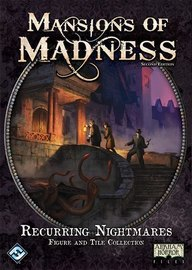 Mansions of Madness: Recurring Nightmares - Game Expansion