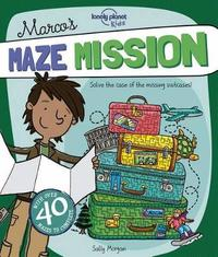 Marco's Maze Mission by Lonely Planet Kids image