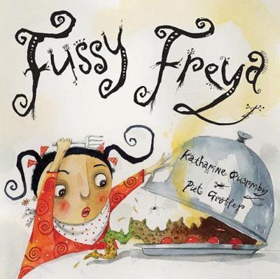 Fussy Freya by Katherine Quarmby image