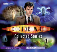 """Doctor Who"" Collected Stories image"