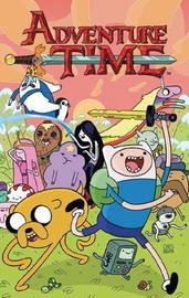 Adventure Time: v. 2 by Shelli Parline