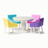 Lundby: Basic Dining Room Set
